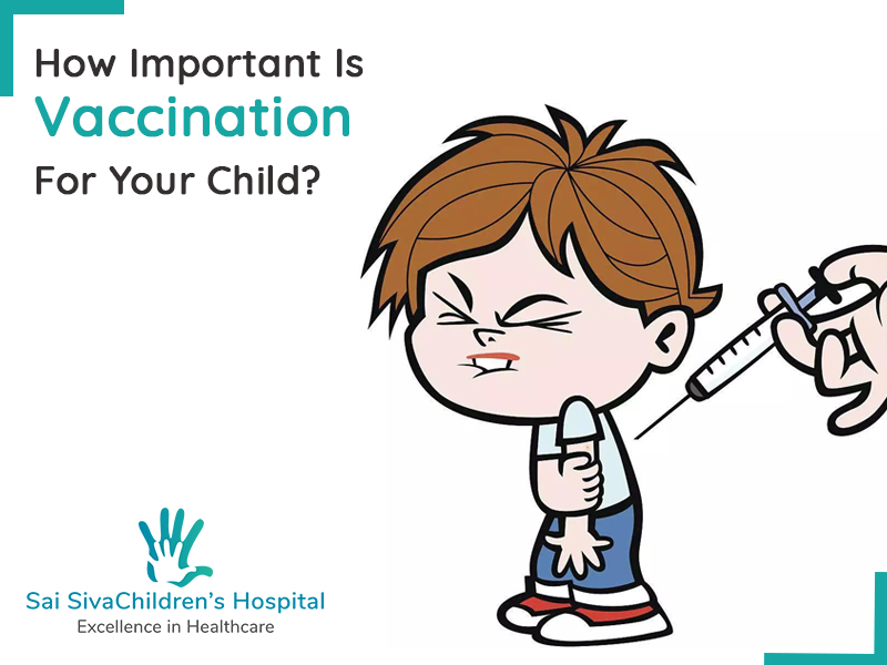 Vaccination For Your Child