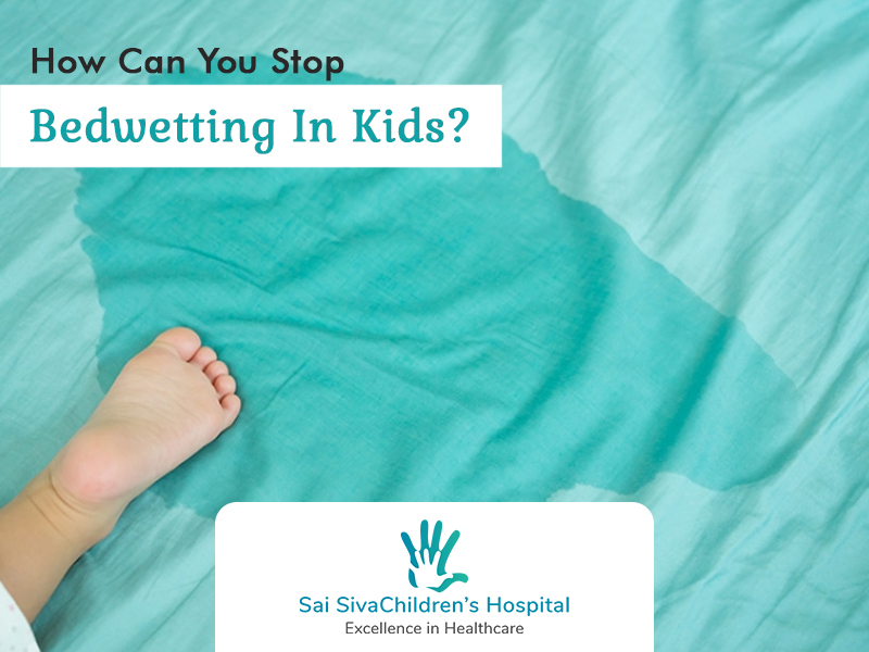 How Can You Stop Bedwetting In Kids?
