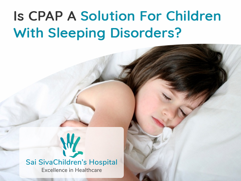 Sleep Disorders: Solution For Children