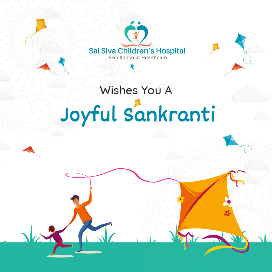 Sai Siva Children's Hospital Wishes You A Very Happy And Prosperous Sankranthi