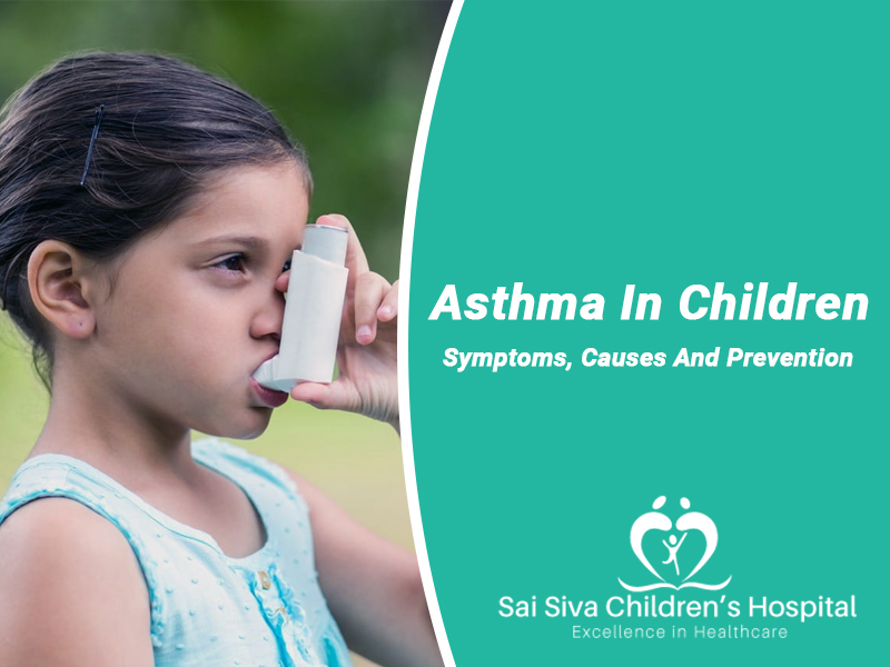 Asthma In Children: Symptoms, Causes And Prevention