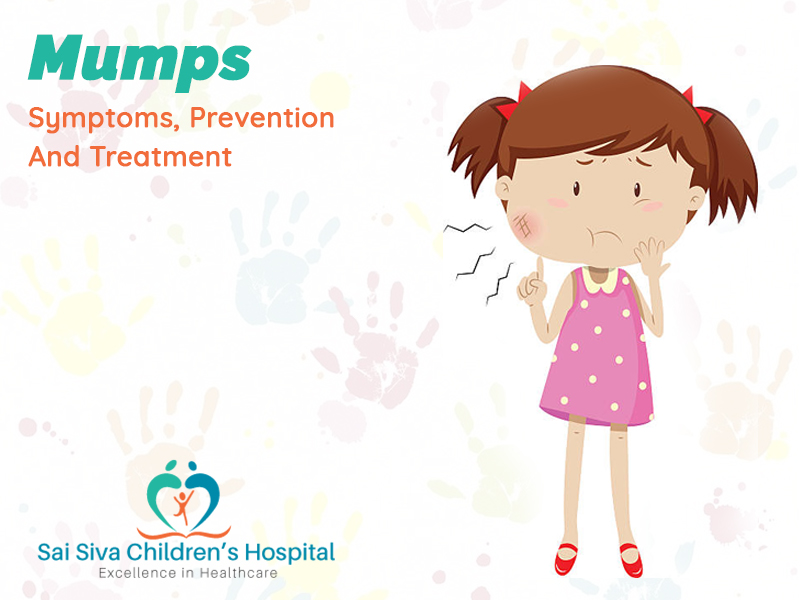 Mumps: Symptoms, Prevention And Treatment
