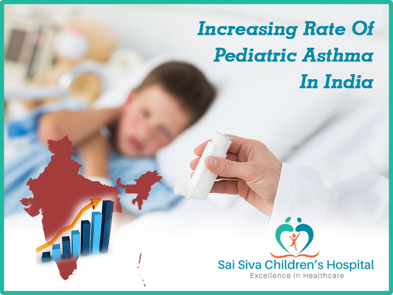 Increasing Rate Of Pediatric Asthma In India