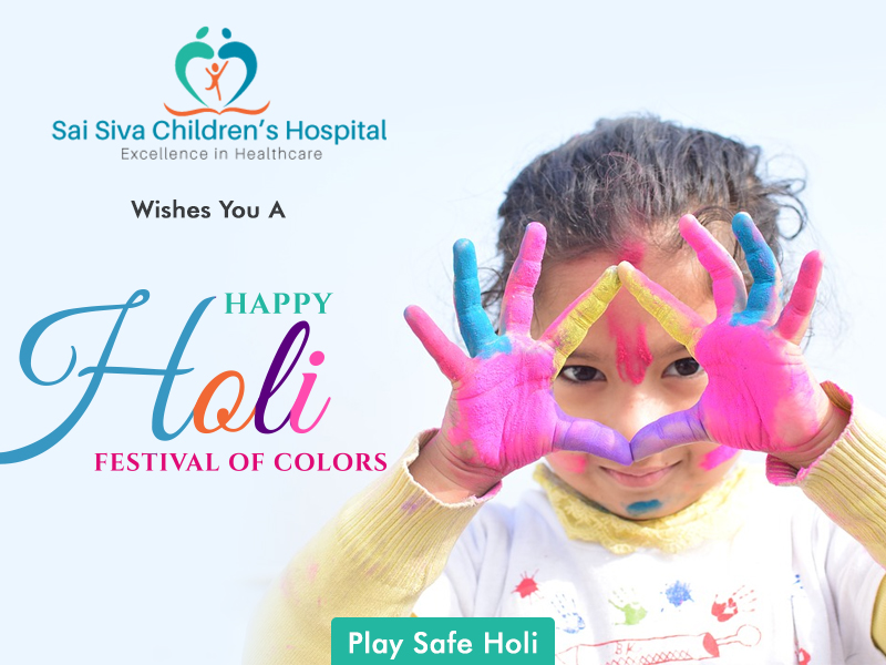 May This Holi Festival, Add More Colours And Happiness To Your Life! Happy Holi!