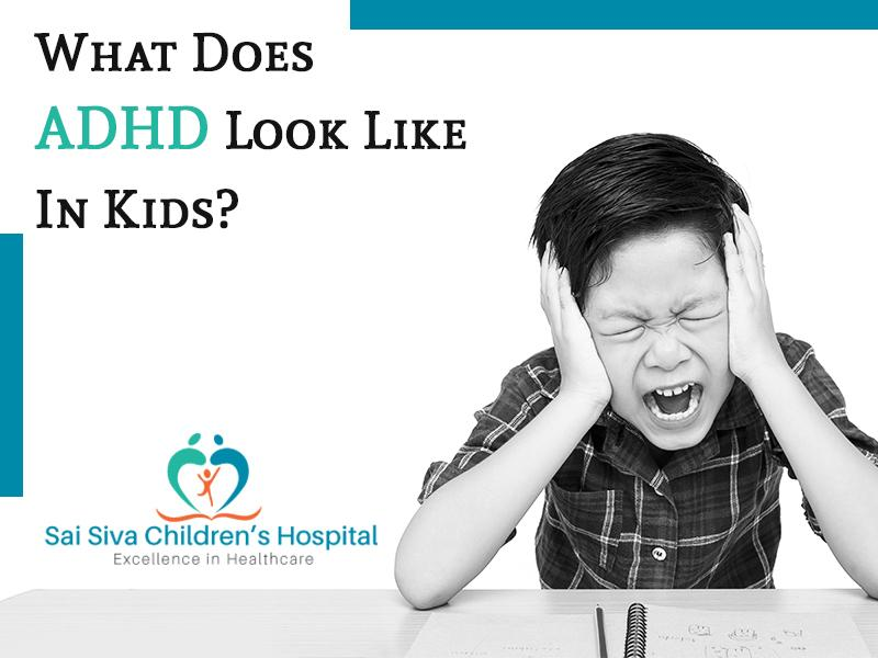 What Does ADHD Look Like In Kids?