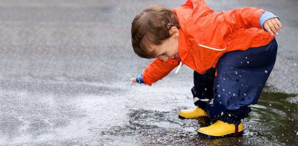 How Can I Protect My Baby From Rainy Season?