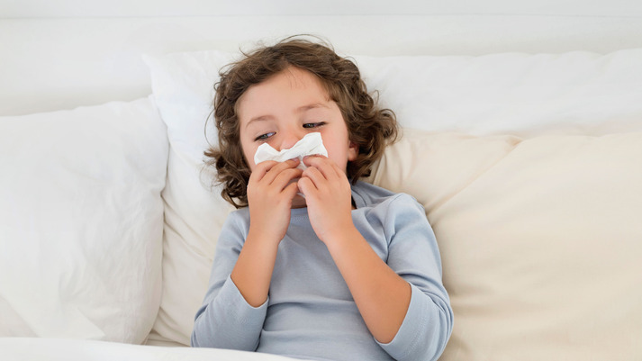 What Are The Common Diseases During Rainy Season For Children?